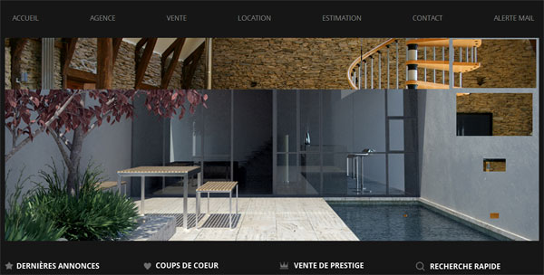 creation site immobilier lavaur